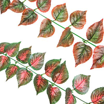 """501-270 Растение искусственное """"Лиана"""", 2,1м, полиэстер, пластик, арт.001"""