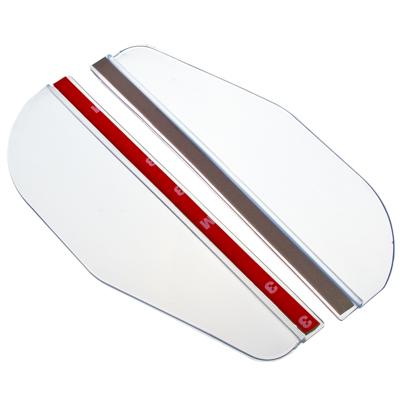 771-161 Дефлектор боковых зеркал, комплект 2 шт., пластик, 18х6см
