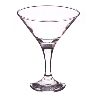 "878-084 PASABAHCE Набор бокалов 6шт для мартини, 190мл, ""Bistro"", 44410B"