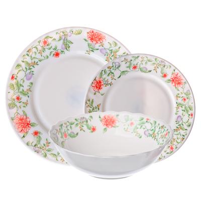 818-753 VETTA Илиада Набор столовой посуды 18 пр., дизайн GC