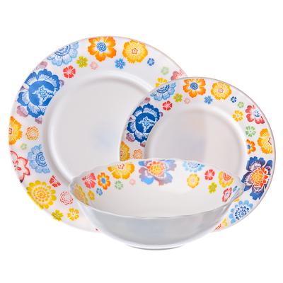 818-754 VETTA Элида Набор столовой посуды 18 пр.