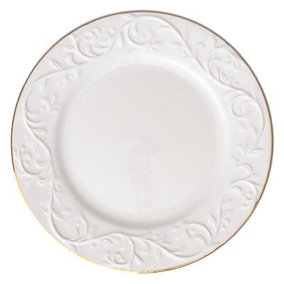 821-317 FARFALLE Гала Тарелка десертная 18см, упрочненный фарфор