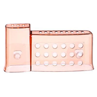 478-049 VETTA Держатель для банных принадлежностей на присосках, ПС, 16,5x5x8см, 3 цвета