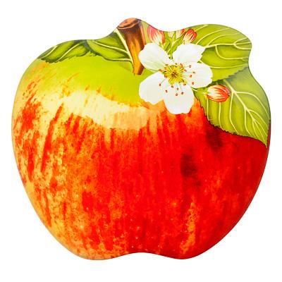 "877-341 VETTA Блюдо стекло, 30,5cм, ""Наливное яблоко"", M218"