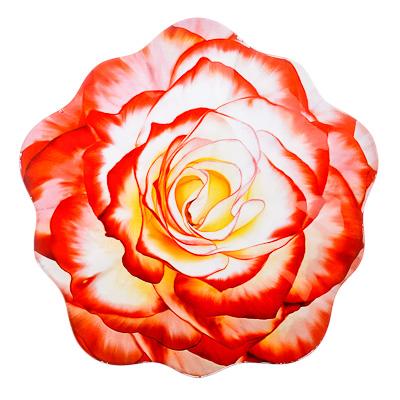 """877-360 VETTA Блюдо стекло, 30,5cм, """"Утренняя роза"""", N208"""