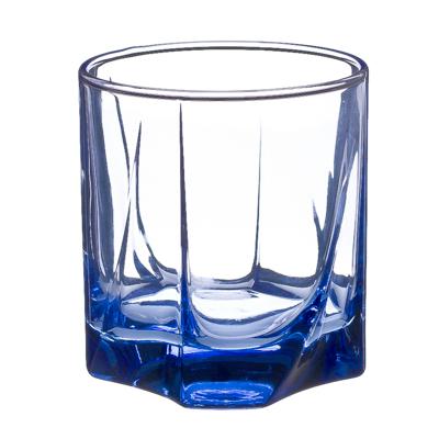 "878-096 PASABAHCE Набор стаканов 3шт, 245мл, ""Light blue"", 42338BM"