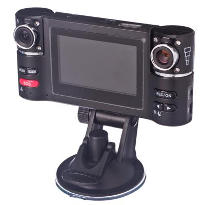 710-006 NEW GALAXY Видеорегистратор, 2 поворотные камеры с ИК светодиодами, разреш. 1280x480,640x480