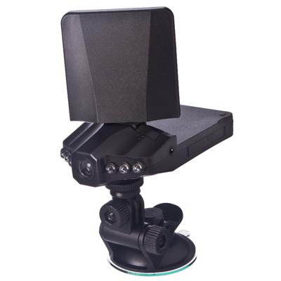 """710-008 NEW GALAXY Видеорегистратор, поворот. экран на 270°, диагональ 2,4"""", разреш. 1280x960 ночной режим"""