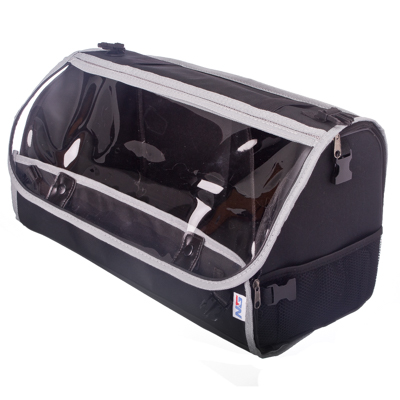 768-345 NEW GALAXY Органайзер в багажник для хранения техн. средств и жидкостей, 46х21х23см