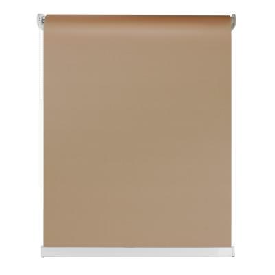 491-327 Штора рулонная цветная, полиэстер, 140х160см, 4 цвета
