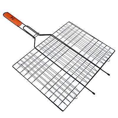 104-014 Решетка-гриль с антиприграрным покрытием 66х(40х30) см, GRILLBOOM