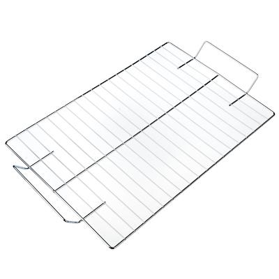 104-021 Решетка-гриль с двумя ручками 36x24 см, GRILLBOOM