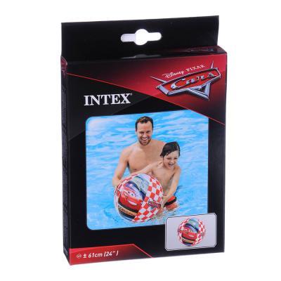 109-005 Надувной мяч INTEX 59065 Тачки d. 61 см