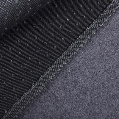 768-380 NEW GALAXY Набор ковров ворс 4шт, универсальные, серые Gray