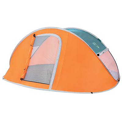 107-019 BESTWAY Палатка 4-местная, NuCamp, 240х210х100см, 68006