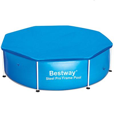 107-033 BESTWAY Тент для каркасных бассейнов 244см, 58301