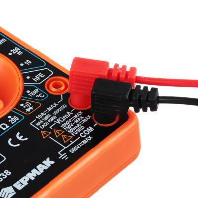 660-005 ЕРМАК Мультиметр цифровой DT-838