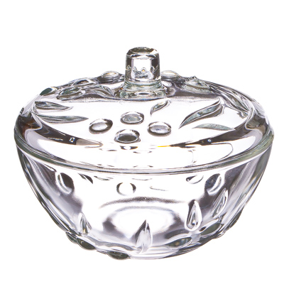 """877-387 Сахарница d.14 см, стекло, PASABAHCE """"Perla"""""""