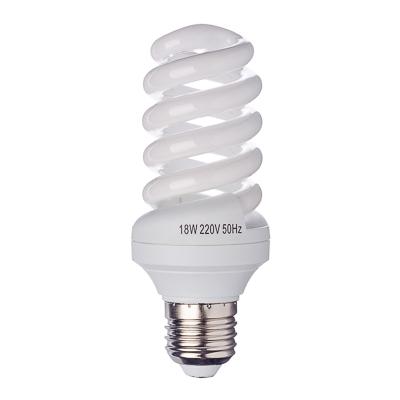 925-021 FORZA Лампа энергосберегающая E27 18W 4100K полн.спираль