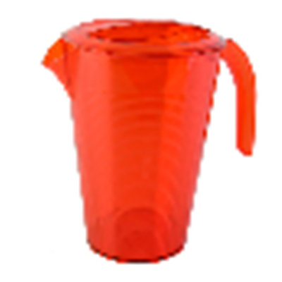 893-040 Кувшин пластиковый, 11,1x14,6x21,4 см, Fresh апельсин, Беросси