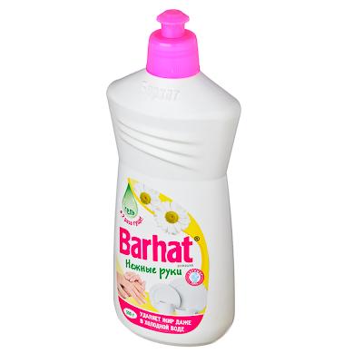 474-043 Средство для мытья посуды Бархат Нежные руки, ромашка, п/б 500мл, арт.Б-552
