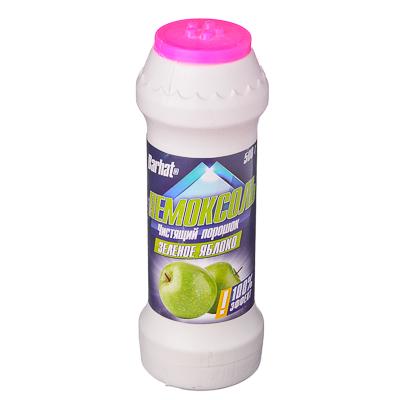 474-049 Порошок чистящий Бархат Пемоксоль п/б 500гр, яблоко, арт.Б-132