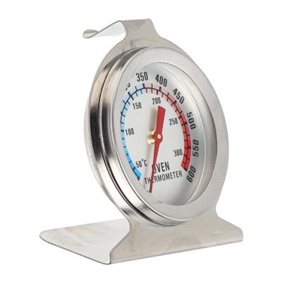 884-203 Термометр для духовой печи, нержавеющая сталь, VETTA