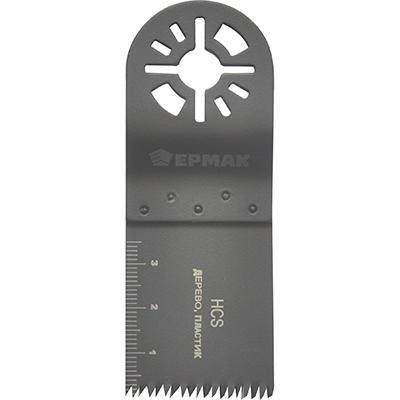 ЕРМАК Полотно пильное крупн. зуб 34мм HCS для МФМ-260 (дерево)