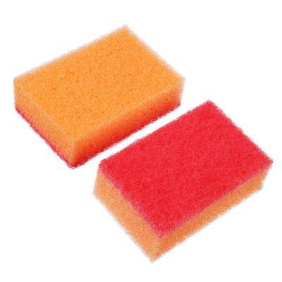 """441-081 Набор губок для мытья посуды 10 шт, 8х5х2,5 см, VETTA """"Прима"""""""