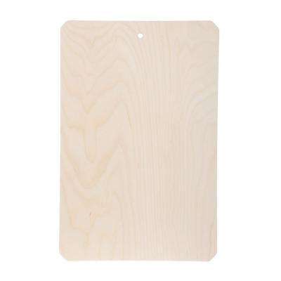 851-130 Доска разделочная фанера, 45x30x0,8см, дизайн GC
