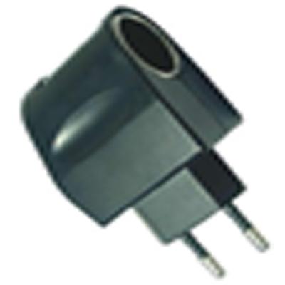 771-177 NEW GALAXY Инвертор с 12V на 220V 500mA с разъемом для прикуривателя Standart