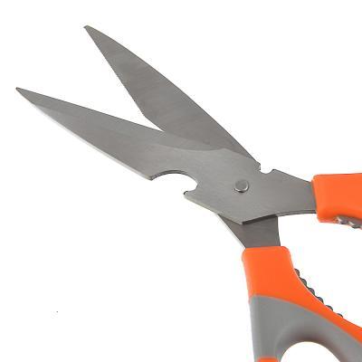 884-213 VETTA Ножницы кухонные 21см, с орехоколом и открывалкой