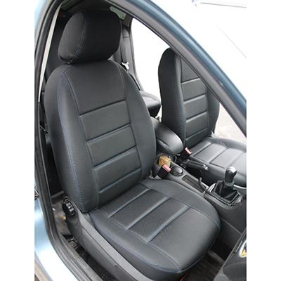768-384 NEW GALAXY Чехлы автомобильные универ. 15 пр., экокожа с перфорацией, Airbag, «Ирэн»