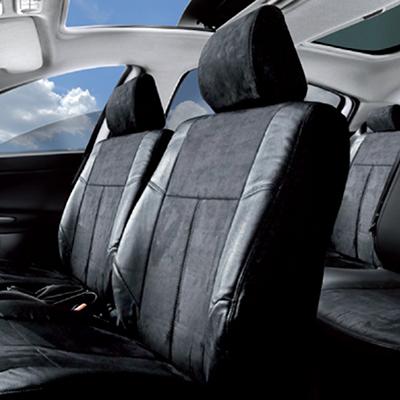 768-392 NEW GALAXY Чехлы автомобильные универ. 15 пр., экокожа и алькантара, Airbag, «Балатоми»