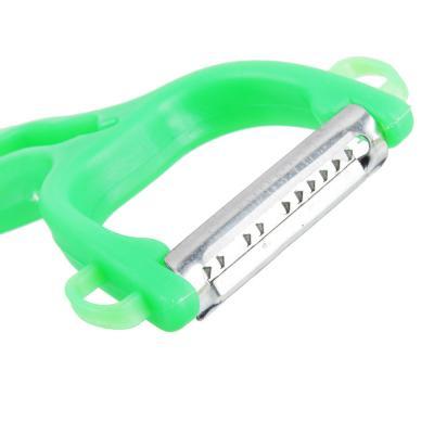 884-224 Овощечистка 2 в 1, пластиковая ручка, VETTA