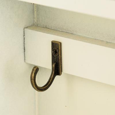 510-023 LADECOR Ключница, МДФ, 2 дизайна, 22,5х16х5,2см