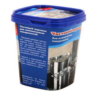474-119 Порошок чистящий для алюминиевых поверхностей