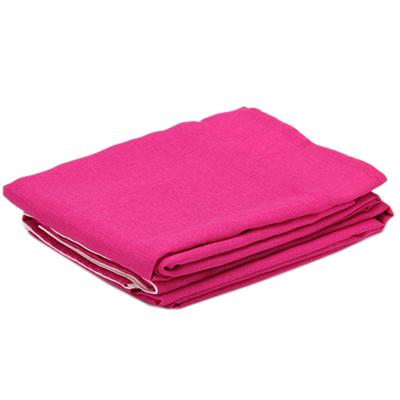 "491-348 Комплект штор 2 шт, ""Лен"", по 1,4х2,5м, розовый"