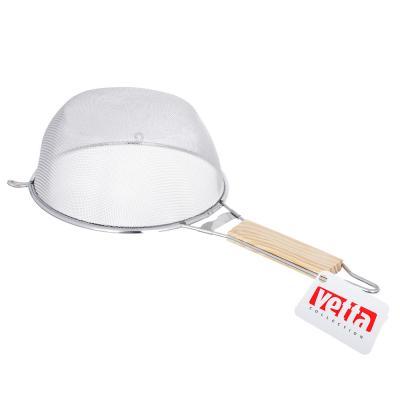886-044 VETTA Ретро Сито с ободом и ручкой 21см, нерж.сталь, SY-021-21