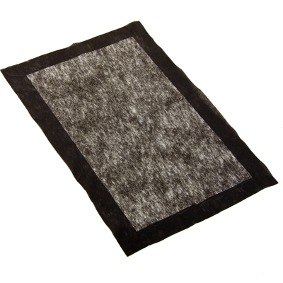 768-402 NEW GALAXY Набор ковров 4шт, влаговпитывающие, 60х40см