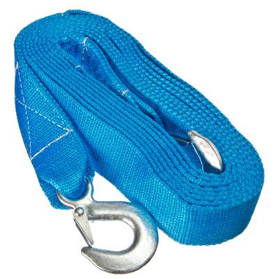 773-021 NEW GALAXY Трос буксировочный ГОСТ с крюками, 3,5т, в сумке, 5м