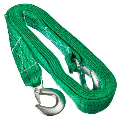 773-022 NEW GALAXY Трос буксировочный ГОСТ с крюками, 5т, в сумке, 5м