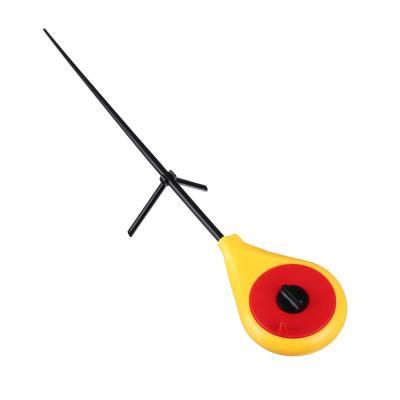 126-004 AZOR FISHING Удочка для зимней рыбалки «Балалайка», 25 см, 2 кивка и подставка
