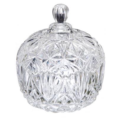 """877-432 Конфетница, стекло, 10,5х14см, """"Перла"""", GB1824MI"""