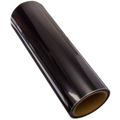 718-058 NEW GALAXY Пленка защитная для фар и фонарей (броня), глянцевая 30см x 10м, светло-черная