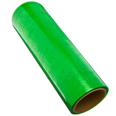 718-059 NEW GALAXY Пленка защитная для фар и фонарей (броня), глянцевая 30см x 10м, зеленая