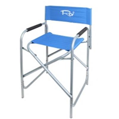 121-043 Кресло (стул) RCV с подлокотниками туристическое складное 47x57x80см Ф21см металл\полиэстер 865-202