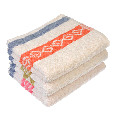 484-636 Полотенце для рук махровое, хлопок, 35х75см, 3 цвета, VETTA