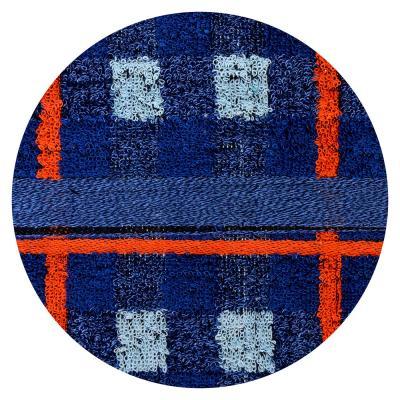 484-637 Полотенце для рук махровое, хлопок, 35х75см, 2 цвета, VETTA