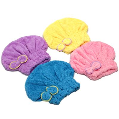 484-646 Шапочка для сушки волос VETTA из микрофибры